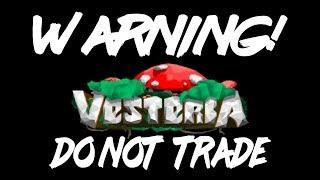 DO NOT TRADE RIGHT NOW!   Vesteria Beta  Roblox