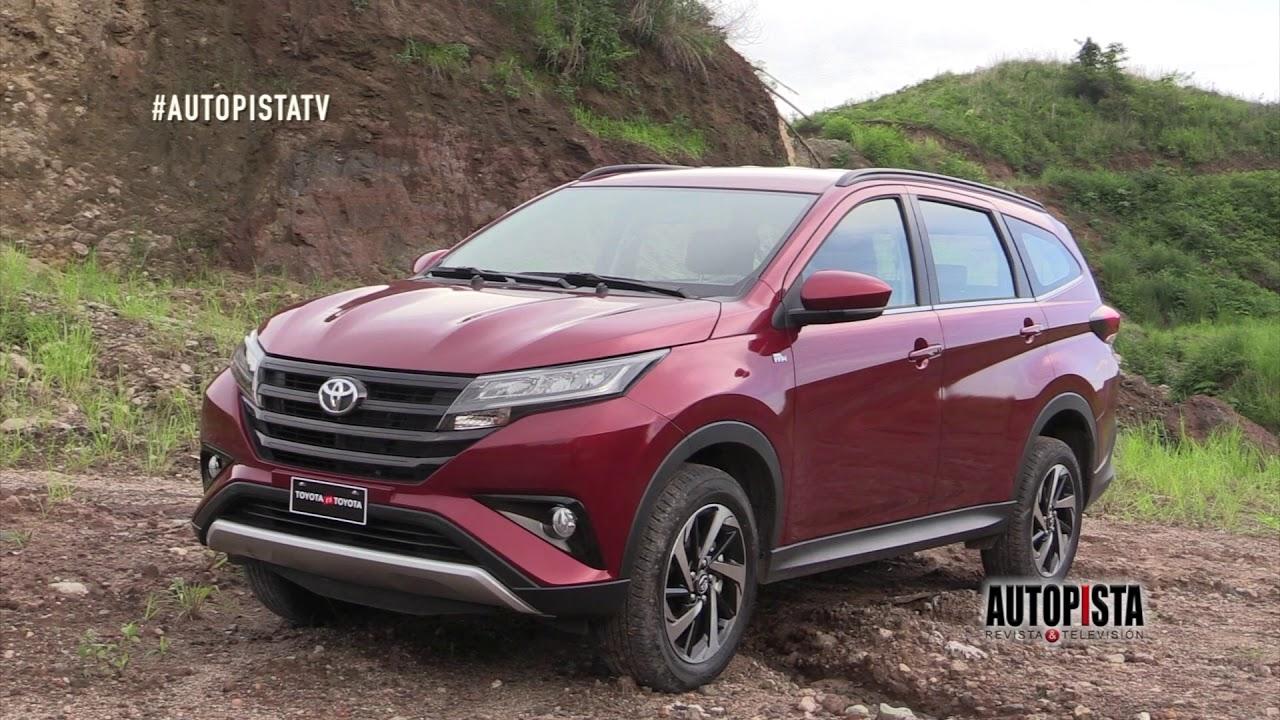Nuevo Toyota Rush llega a Panamá #autopistatv - YouTube