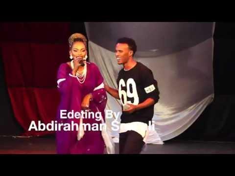 Nimcaan Hilaac iyo Hamda Queen Live SAGOOTIS | HD