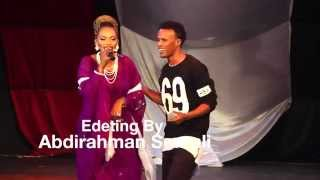 Nimcaan Hilaac iyo Hamda Queen Live SAGOOTIS   HD
