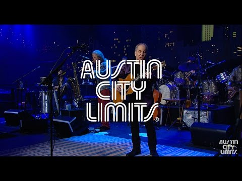 "Austin City Limits Web Exclusive: Paul Simon ""El Condor Pasa/Duncan"""