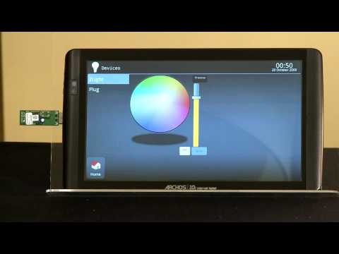 ZigBee® Home Automation Demo