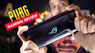 PUBG Gameplay on ASUS ROG Phone 2 (Gaming Review) Hindi