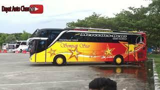 Gambar cover SEMPATI STAR TRAYEK ACEH - JAKARTA | MERCEDES-BENZ OH-1626 NG