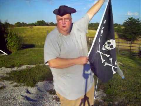 Safe Pirate Flag.