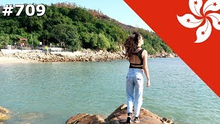 LAMMA ISLAND HONG KONG DAY 709 | TRAVEL VLOG IV