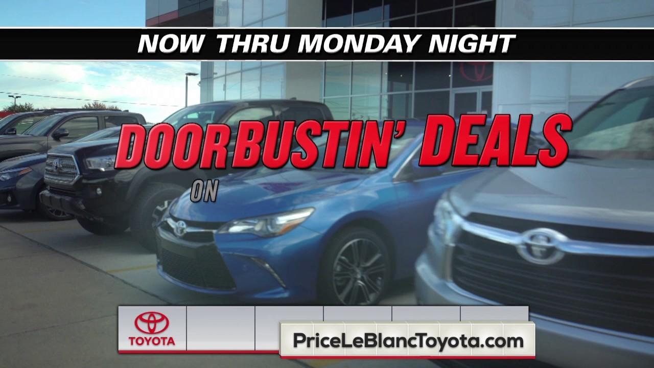 Used Cars For Sale At Price LeBlanc Toyota In Baton Rouge LA Autocom