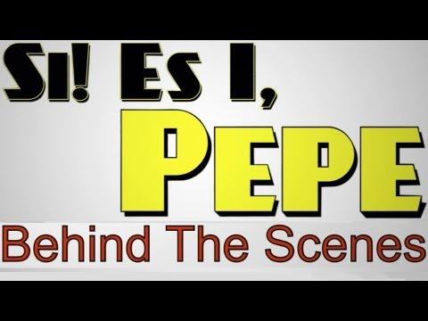 """Behind the Scenes of """"Si! Es I, Pepe"""""""