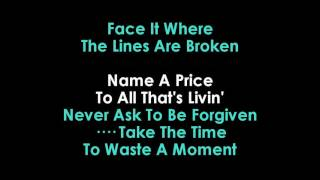 Kings Of Leon   Waste A Moment Karaoke | GOLDEN KARAOKE