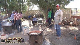 Preparativos Para Una Boda de Rancho * Que Bonito Es Lo Bonito * Mole Arroz Barbacoa HD LaRZvideo