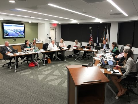 Special Meeting of Board of Directors - August 23, 2016