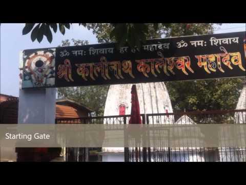 Kalinath Temple Kaleswar Mahadev Temple on Beas River Tour - Pragpur - Kangra - www.holidaytravel.co