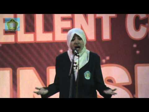 Pidato Bahasa Inggris MTs Kanjeng Sepuh