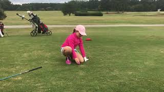 Ally on the Course -  On the Tee  (Spring 2021)