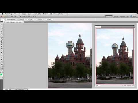 Photoshop Hidden Gem: The Navigator Panel
