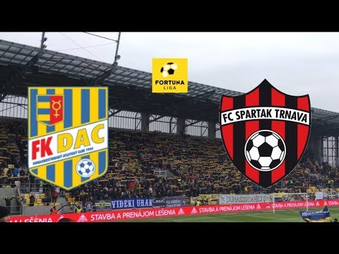 DAC Dunajská Streda-Spartak Trnava | Dunaszerdahely Fans & Ultras Supporters Spartak