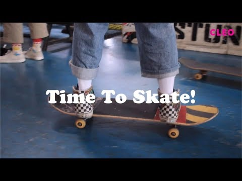 Fulfil Your Skater Girl Dreams With Girls Jom Skate | CLEO Tries | CLEO Malaysia