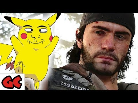DAYS GONE kommt später  SWITCH 2 & POKEMON im Talk