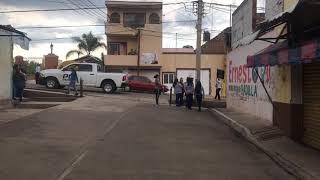 Peregrinación de las empacadoras en Ayotlán jalisco 2019