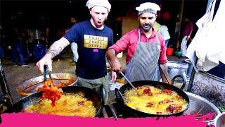 Kochi INDIAN STREET FOOD Tour at Night - Prawn Curry, Egg Dosa & Mud Chicken | Kerala, India