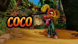 Crash Bandicoot N. Sane Trilogy Presents...Just Coco Things!