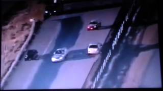 Fight & Flight - Getting Caught in White Zone - Car Chase & Evasion Tactics