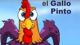 El Gallo Pinto - con Letra