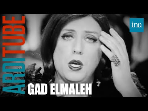 Gad Elmaleh: Chouchou chez Thierry Ardisson   Archive INA