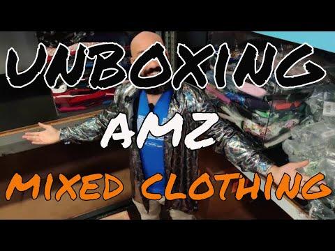 Unboxing: AMZ Mixed Clothing Case