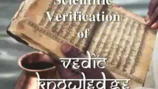 Scientific Verification of the Vedas 1