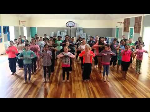 Fraser Crescent School Haka