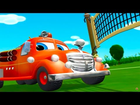 Finley The Fire Engine   Old Mobile   Full Episode   Cartoons For Kids 🚒