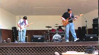 """Day Of The Eagle"" - Robin Trower cover @ Haber-Jam"