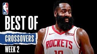 NBA's Best Crossovers | Week 2 | 2019-20 NBA Season