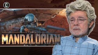 George Lucas Reacts to Star Wars: The Mandalorian Final Trailer - Salty Celebrity Deepfake