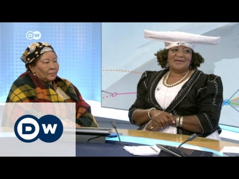 Colonial genocide in Namibia | DW Interview