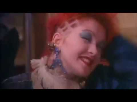 Cyndi Lauper - Time After Time (new cut)