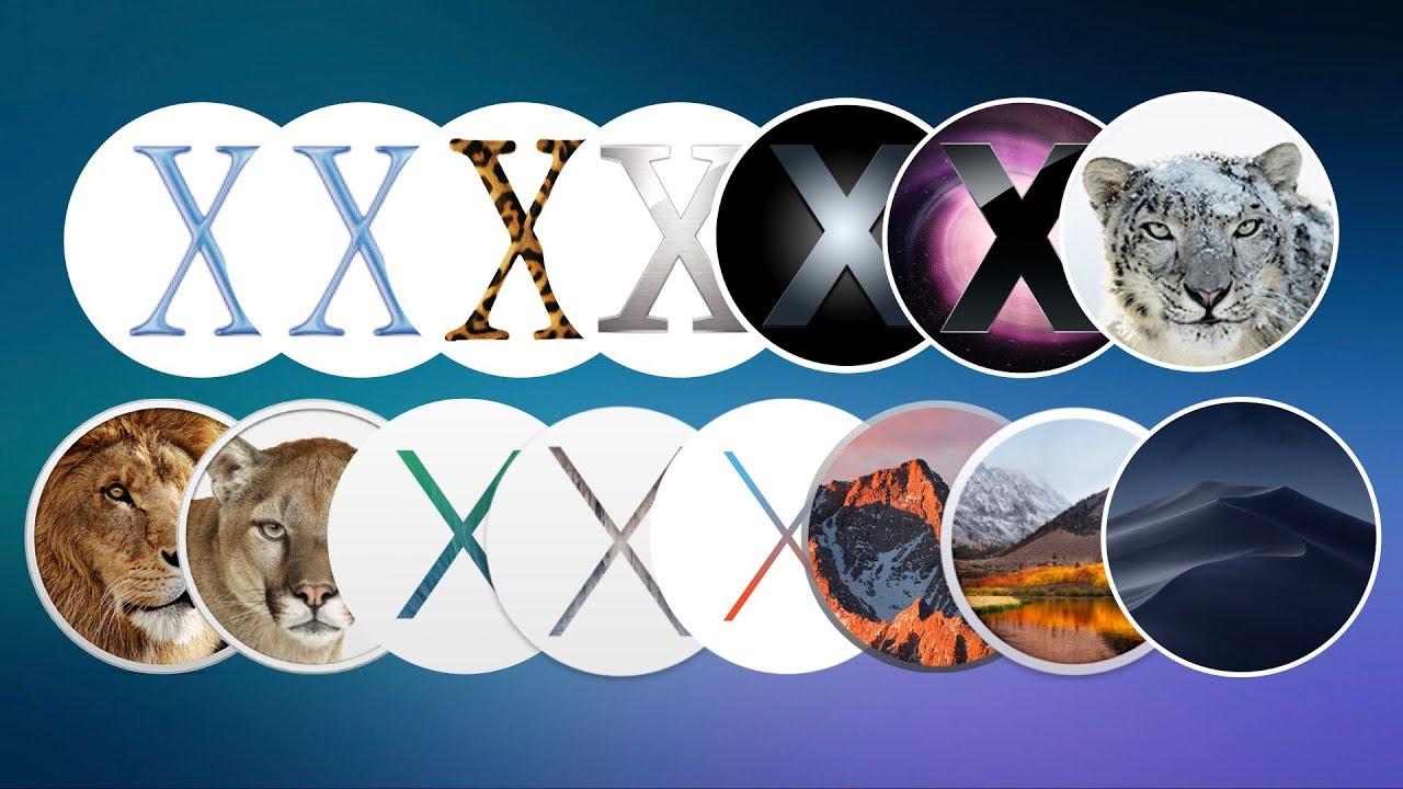 lieknėti Mac OS