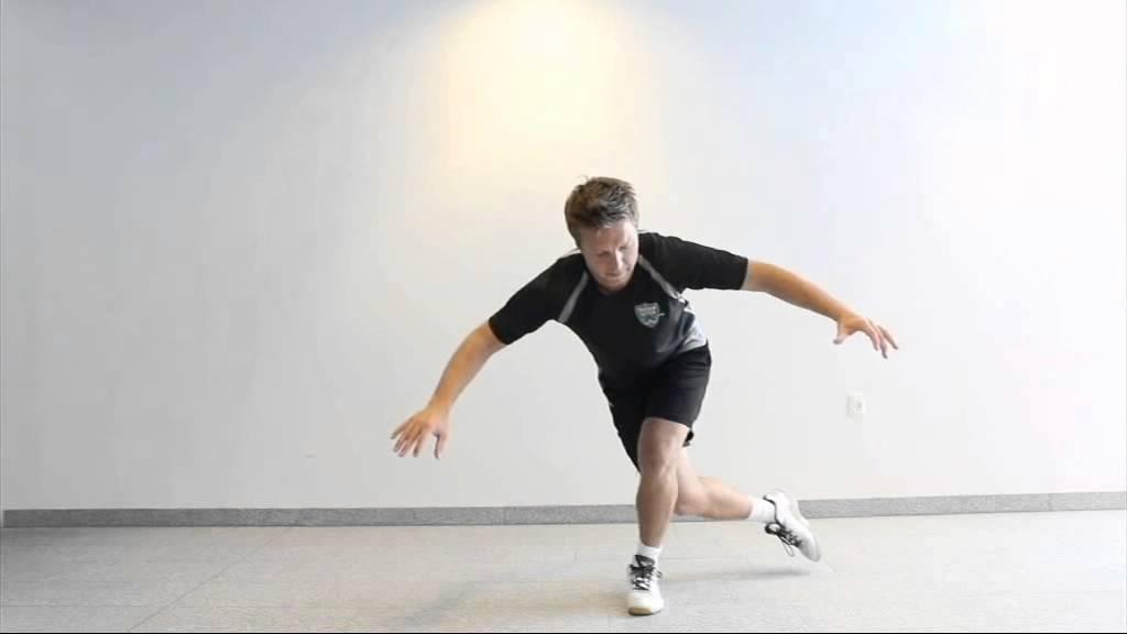 Balance – Et bens squat