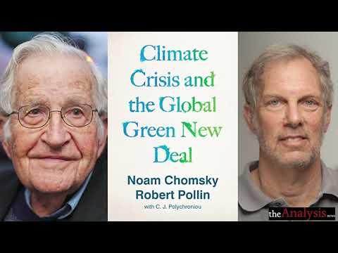 Climate Crisis Deciding Factor in Election – Robert Pollin