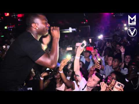 Presented by MG Productions: O.T. Genasis & Don Benjamin @ VELVET Club Basel