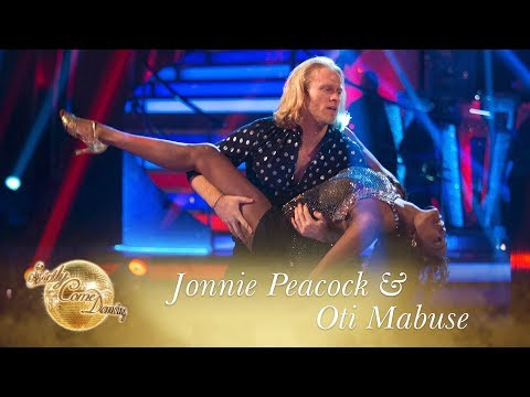 Jonnie and Oti Salsa to 'Turn Me On' - Strictly Come Dancing 2017