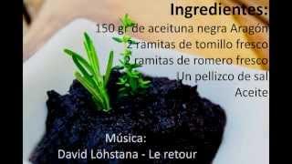 Olivada - La Cocina Pistacho