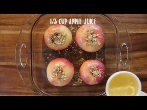 Cinnamon Stuffed Apples