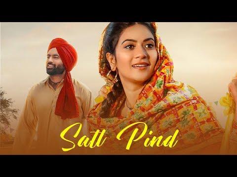 Saat Pind - Gurlez Akhtar | Laatu | Gagan Kokri | Aditi Sharma | New Punjabi Song | Gabruu