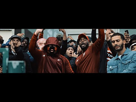 LRK - Red Feat. Kalash Criminel (Clip Officiel)