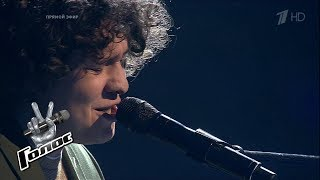 "Anton Tokarev. ""Tears"" - Quarterfinal - The Voice Russia - Season 8"