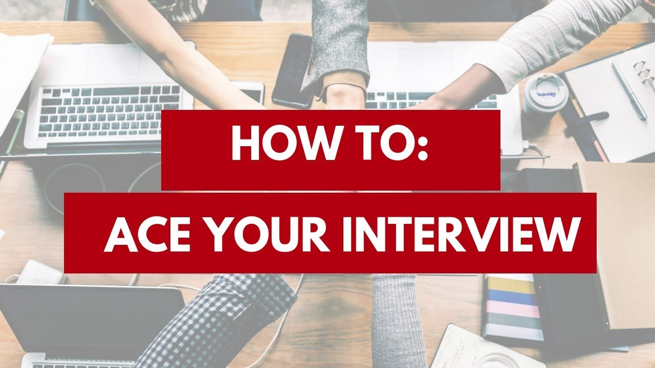 Top Interview Tips for Jobs in the Events Industry (2018 Guide)