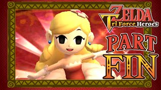The Legend of Zelda: Triforce Heroes | Finale - Sky Temple(Join AwesomeFaceProd for this full play-through of the Legend of Zelda Tri Force Heroes for the Nintendo 3DS. In this episode we head back into the drablands ..., 2015-11-17T02:06:54.000Z)