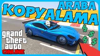GTA Online - Bir Günde 50.000.000$ Araba Kopyalama (PS4/XB1)